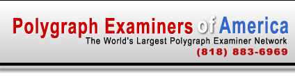 Polygraph Examiners of America - The Nationwide Polygraph Examiner Network